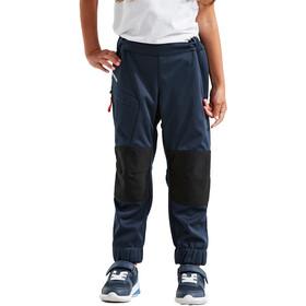 DIDRIKSONS Lövet 2 Pants Kids, navy